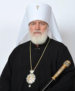 Митрополит Минский и Заславский Павел, глава Минской митрополии
